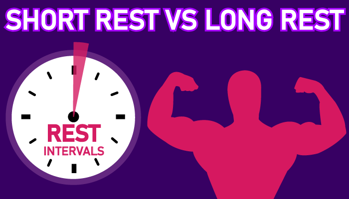 short rest vs long rest