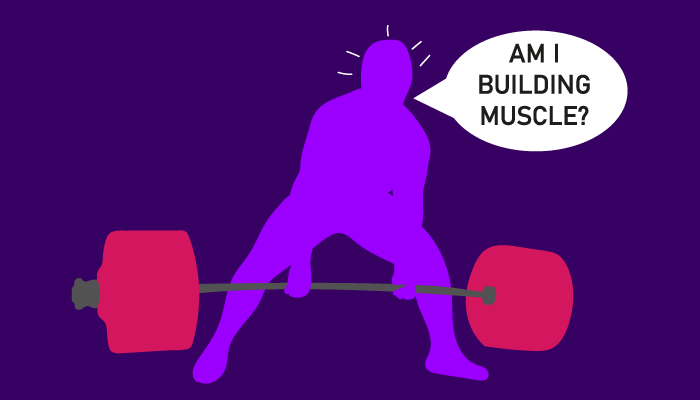 does maxing out build muscle