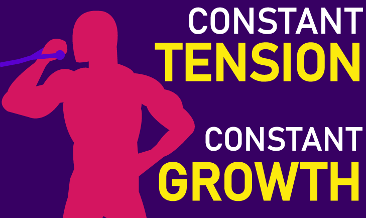 constant tension constant growth